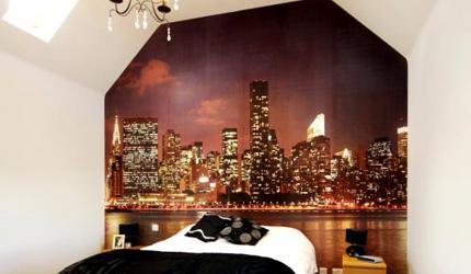 bespoke digital photo canvas wallpaper wall murals
